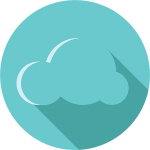 cloud-based icon